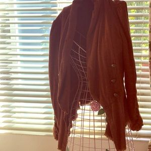 Free People Rust Victorian Jacket 🧥 size large